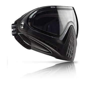 DYE i4 Thermal Maske - Black