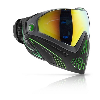 DYE i5 Thermal Maske - Emerald
