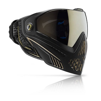 DYE i5 Thermal Maske - Onyx Gold