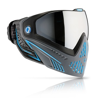 DYE i5 Thermal Maske - Grey/Blue