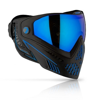 DYE i5 Thermal Maske - Storm Black/Blue