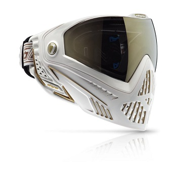 DYE i5 Thermal Maske - White Gold