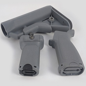 Dytac Bravo Kit - Midnight Grey
