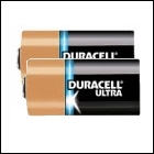 Duracell Ultra CR123A Batterie (2er Pack)