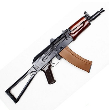 Kalash AKS74U Full Metal / Wood AEG Set