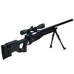 E&C L96 Sniper Rifle Set - Black
