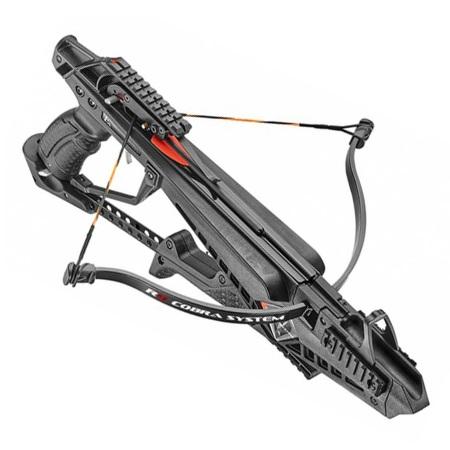 "Armbrustpistole ""Cobra System R9""  90 LBS - Schwarz"