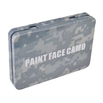 Element Paint Face Camo - Tin Box