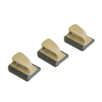 Element SpeedPlates für Marui/WE Glock Serie - Desert (3er Pack)