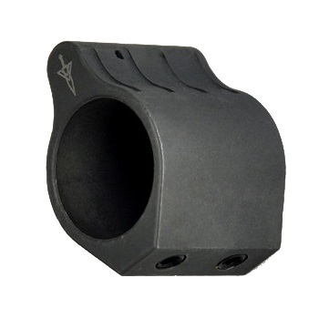Element Low Profile Gas Block für M4 - Type 2
