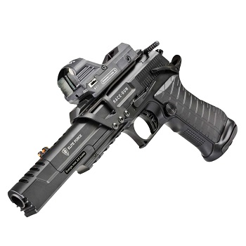 Elite Force Race Gun Co² BlowBack Pistole Set - Black