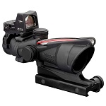 Emerson ACOG Type 4x32 Scope /w miniRedDot inkl. Fiber-Optik (Rot)