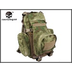 Emerson Hydration Assault Pack Rucksack mit Molle - A-TACS FG