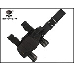 EMERSON Universal Tactical Holster links (600D) - Black