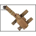EMERSON Universal Tactical Holster (1000D) - Coyote Brown