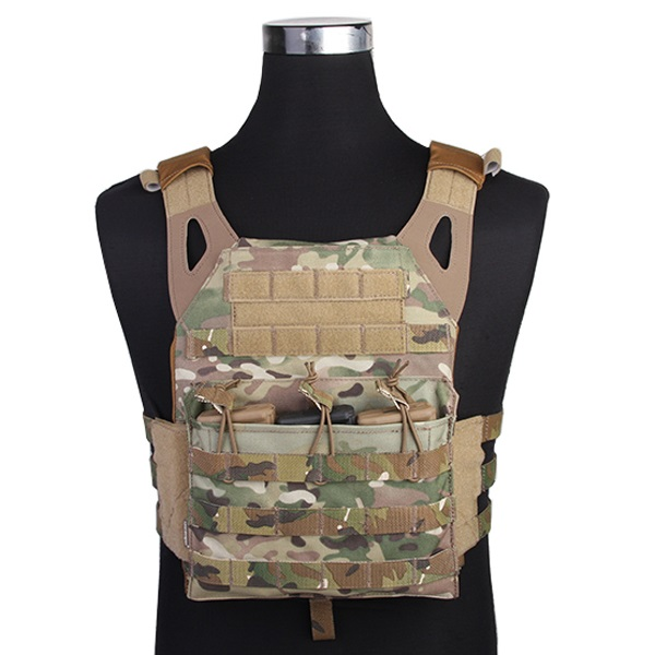 Emerson JPC Style Plate Carrier - MultiCam
