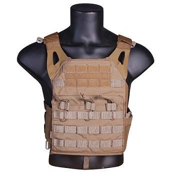 Emerson JPC Style Plate Carrier - Coyote Brown
