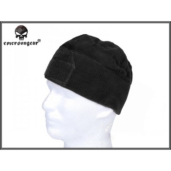 Emerson Fleece Watch Cap - Black