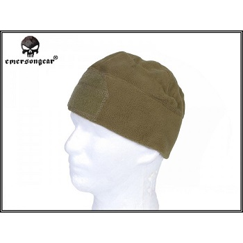Emerson Fleece Watch Cap - Coyote Brown
