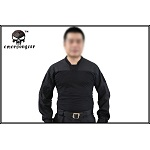 "Emerson ACU Combat Shirt ""Black"" - Gr. L"