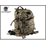 Emerson 3-Day Assault Pack Rucksack - Digital Woodland
