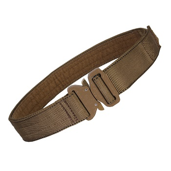 "Emerson Cobra Rigger Belt (1.75""), Large - Coyote Brown"