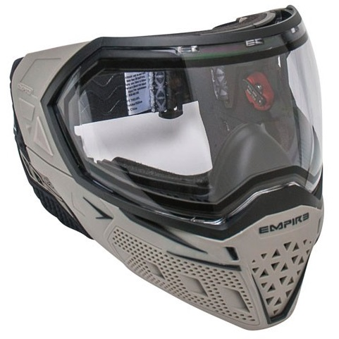 Empire EVS Paintball Maske - Grey/Black