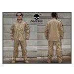 "Emerson ACU Set Hose & Shirt ""Coyote"" - Gr. M"