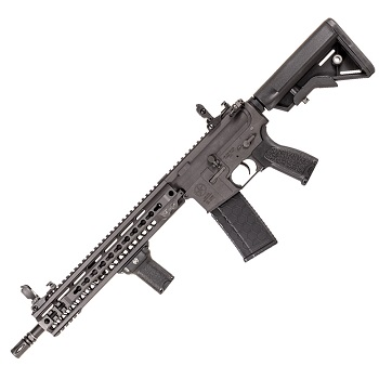 "Dytac x Lone Star M4 MK4 SMR 14.5"" AEG - Tactical Grey"