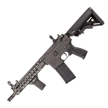Dytac x Lone Star M4 BR CQB QSC AEG - Tactical Grey