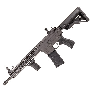 "Dytac x Lone Star M4 BR 10.5"" QSC AEG - Tactical Grey"