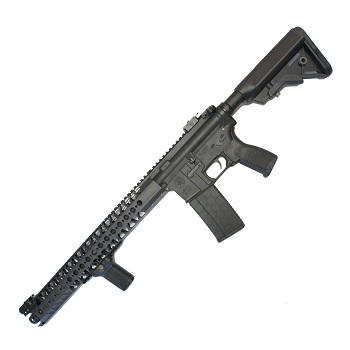 "Dytac x Lone Star M4 LVOA Carbine ""Wire Cutter"" QSC AEG 16.2"" - Dark Grey"