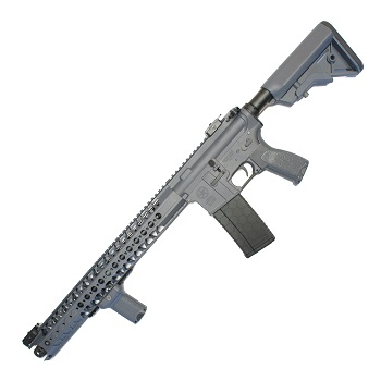"Dytac x Lone Star M4 LVOA Carbine  ""Wire Cutter"" QSC AEG 16.2"" - Wolf Grey"