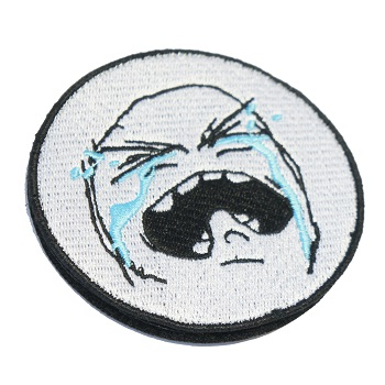 "F.F.I Meme Patch ""Baww"""