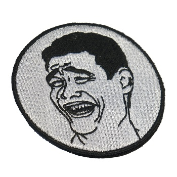 "F.F.I Meme Patch ""Bitch Please"""