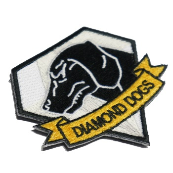 F.F.I. Diamond Dogs Patch