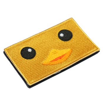 F.F.I. Duck Face Patch