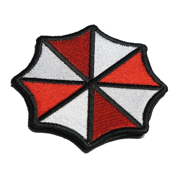 F.F.I. Umbrella Logo Patch