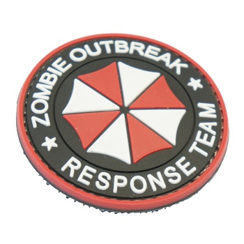 F.F.I. Zombie Outbreak Response Team PVC Patch