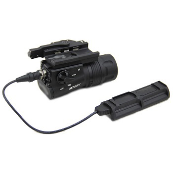 FMA M720V QD Tactical Light - Black
