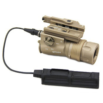 FMA M720V QD Tactical Light - Desert