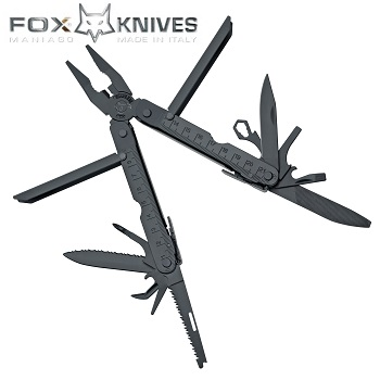 FOX ® Knives Multi Tool - Black