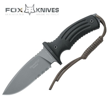 FOX ® Knives Tora Tactical Knife - Black