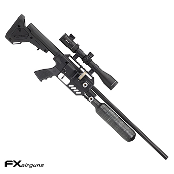 "FX Airguns ""Dreamline Tactical - Aluminium Bottle"" HPA Luftgewehr 4.5mm Diabolo - 24 Joule"
