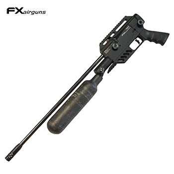 "FX Airguns ""Dreamline Tactical - Carbon Fiber Bottle"" HPA Luftgewehr 7.62mm Diabolo - 90 Joule"