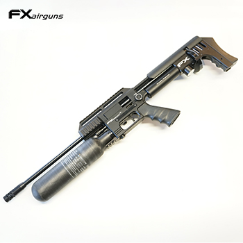 "FX Airguns ""the Impact MKII Power Plenum - Black"" HPA Luftgewehr 6.35mm Diabolo - 65 Joule"