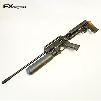 "FX Airguns ""the Impact MKII Power Plenum - Sniper"" HPA Luftgewehr 6.35mm Diabolo - 65 Joule"