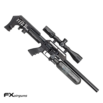 "FX Airguns ""the Impact MKII Power Plenum - Sniper"" HPA Luftgewehr 7.62mm Diabolo - 105 Joule"