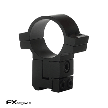 FX Airguns No Limit Montageringe (Ø 30mm) für 11mm Schienen