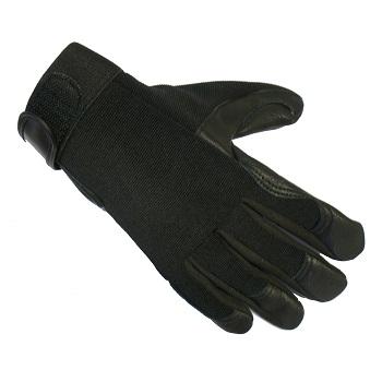 Einsatz Handschuh mit Schnittschutz auf Handinnenfläche - Gr. M